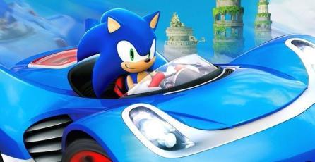 Surgen nuevas pistas del próximo juego de carreras de <em>Sonic</em>