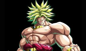 Así lucen Broly y Bardock en <em>Dragon Ball FighterZ</em>