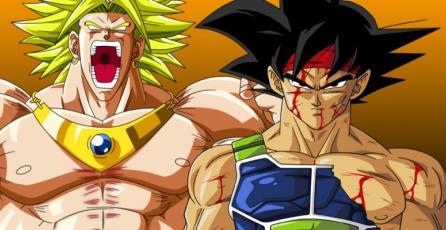 Así lucen en acción Bardock y Broly en nuevo DLC de <em>Dragon Ball FighterZ</em>