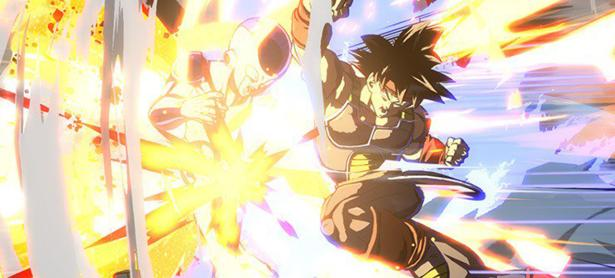 Lanzan teasers de Broly y Bardock en <em>Dragon Ball FighterZ</em>