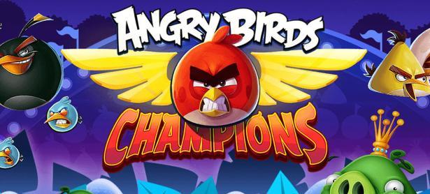 En <em>Angry Birds Champions</em> competirás por dinero real
