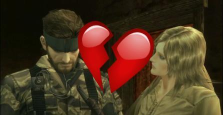 Konami te prohíbe encontrar el amor en <em>Metal Gear Survive</em>