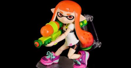 Good Smile lanzará un increíble Figma de <em>Splatoon</em>