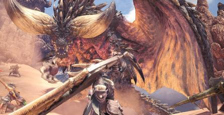 PS4 y <em>Monster Hunter World</em> pasan otra semana como los más populares de Japón