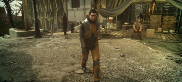 Recibe un traje de <em>Half-Life</em> reservando <em>Final Fantasy XV</em> en Steam