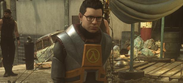 Preordena <em>Final Fantasy XV</em> para PC y recibe un atuendo de <em>Half-Life</em>