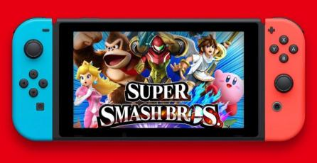 Rumor: <em>Super Smash Bros.</em> para Switch a ser anunciado y lanzado este año