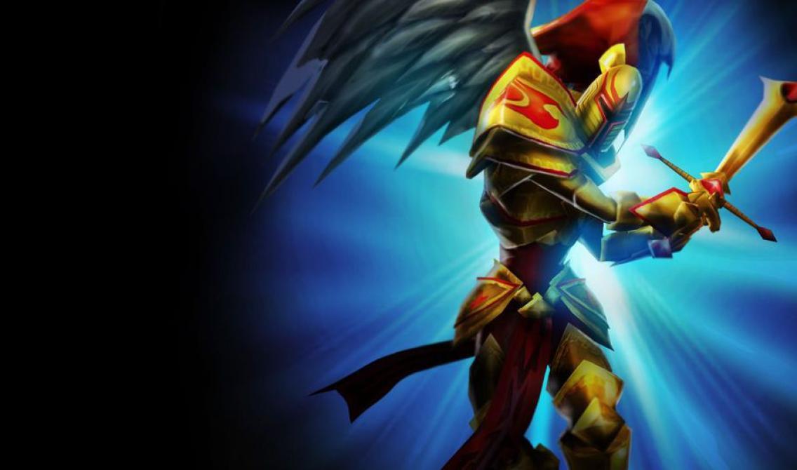 Campeones iniciales de League of Legends