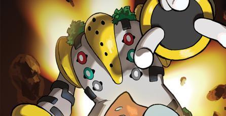 Pronto te regalarán a Regigigas o a Heatran en <em>Pokémon Ultra Sun & Ultra Moon</em>
