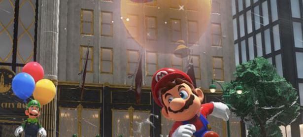 Explotan glitch en minijuego de <em>Super Mario Odyssey</em>