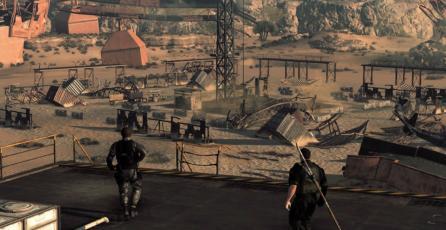 Revelan el estilo de la próxima misión cooperativa de <em>Metal Gear Survive</em>