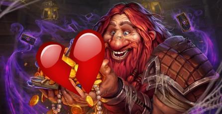 Ex-novia le destruyó todas sus cartas en <em>Hearthstone</em> por jugar con otra mujer