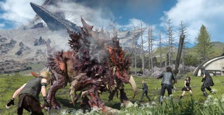 <em>Final Fantasy XV</em> en PC no vendría con DRM Denuvo