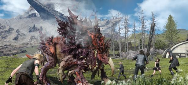 <em>Final Fantasy XV</em> en PC no vendría con DRM Denuvo