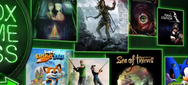 <em>Rise of the Tomb Raider</em> y <em>Sea of Thieves</em> se sumarán a Xbox Game Pass en marzo