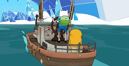 Así lucirá el mundo de <em>Adventure Time: Pirates of the Enchiridion</em>