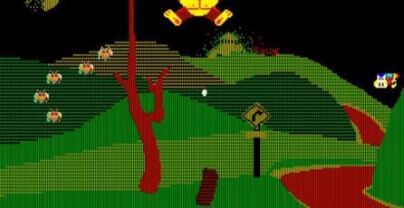 Salvan de desaparecer a oscura secuela de <em>Donkey Kong</em>
