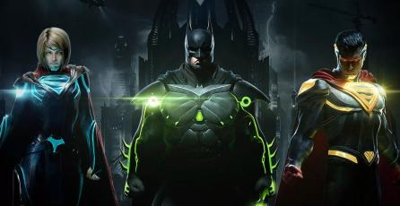 <em>Injustice 2 Legendary Edition</em> podría debutar en marzo