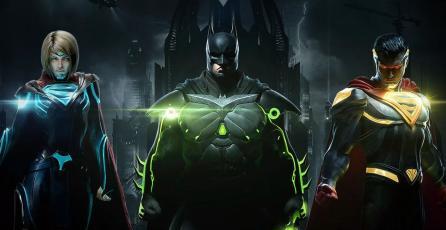 <em>Injustice 2 Legendary Edition</em> podría debutar en marzo