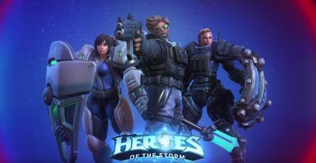"""Los diseños de """"Fuerzas Especiales"""" serán los nuevos aspectos para Heroes of Storm"""