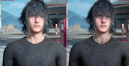 Así es como luce <em>Final Fantasy XV</em> en PC a 4K con gráficas bajas y máximas