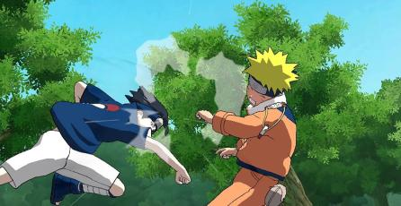 Así luce <em>Naruto Shippuden: Ultimate Ninja Storm Trilogy</em> en Switch