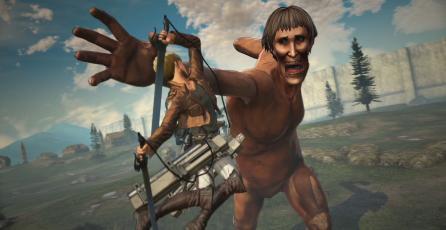Nuevos tráilers de <em>Attack on Titan 2</em> muestran más de su combate y personalización