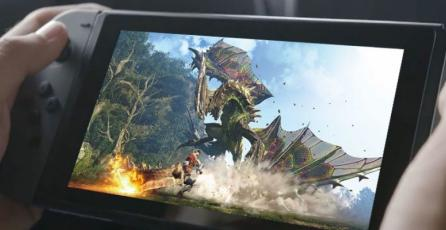 Estudio se ofrece para portear <em>Monster Hunter: World</em> a la Nintendo Switch