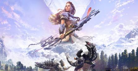 Descarga gratis el tema de <em>Horizon: Zero Dawn</em> para PS4