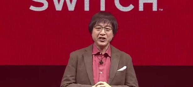 Shinya Takahashi celebró el primer aniversario de Switch