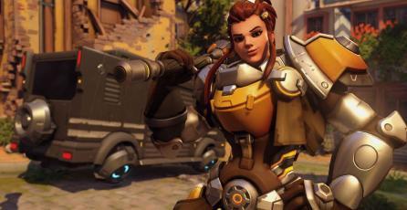 Aún no ha sido estrenada: Brigitte será debilitada a horas de su anuncio en Overwatch