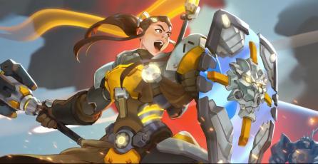 Brigitte Ingeniera será el aspecto secundario de la nueva heroína de Overwatch