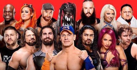 WWE anuncia <em>Royal Rumble</em> de 50 participantes para abril