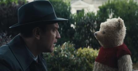 Winnie The Pooh llega al cine en forma Live-Action con la película <em>&quot;Christopher Robin&quot;</em>