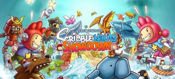 Toda esta diversión te espera en <em>Scribblenauts Showdown</em>