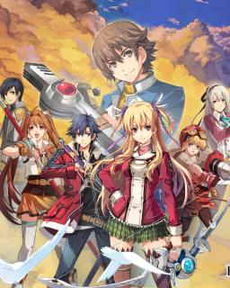 The Legend of Heroes: Trails in the Sky Kizuna