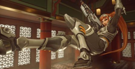 Gracias a los 20 años de Starcraft, puedes conseguir un aspecto gratuito de Widowmaker en Overwatch
