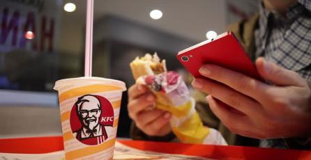 No solo Mc'Donald's: KFC hace su arribo oficial a los deportes electrónicos