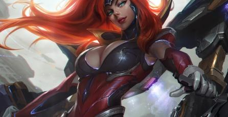 Miss Fortune de <em>League of Legends</em> se renueva con su aspecto definitivo
