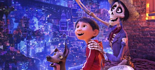 <em>Coco</em> es la película más vista en la historia de Chile