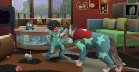 """Nueva expansión de """"Los Sims"""" venderá por separado la opción de vestir a tus mascotas de otra expansión"""