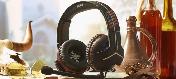 Demuestra que eres fan de <em>Far Cry 5</em> con estos audífonos
