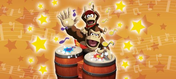 Nueva patente involucra a Switch y bongós de <em>Donkey Konga</em>