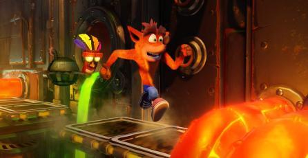 <em>Crash Bandicoot: N.Sane Trilogy</em> es anunciado oficialmente para Nintendo Switch