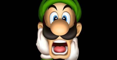 ¡<em>Luigi's Mansion</em> llegará a Nintendo 3DS!