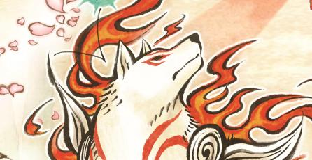 Okami HD llegará a Nintendo Switch