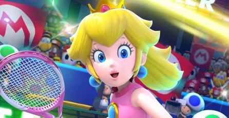 Podrás jugar <em>Mario Tennis Aces</em> en Switch a partir del 22 de junio
