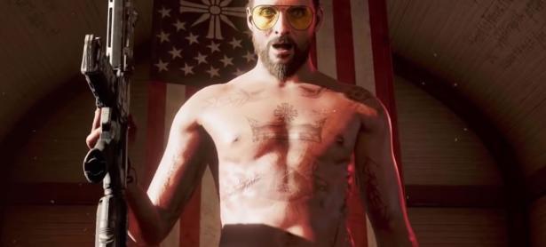 Ubisoft muestra el culto a la personalidad de Joseph Seed en <em>Far Cry 5</em>