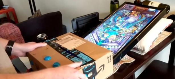 Usuario de Nintendo Switch crea Pinball funcional en la consola