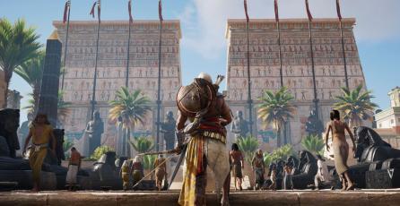 Ve el trailer de lanzamiento del nuevo DLC de <em>Assassin's Creed: Origins</em>